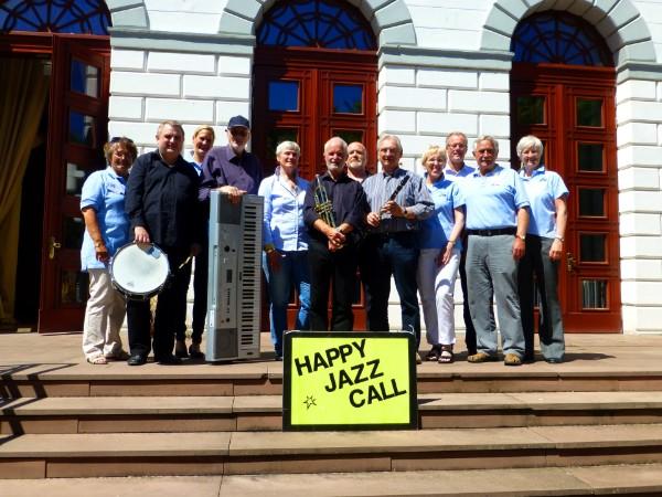 Jazzfrühschoppen im Juni 2014