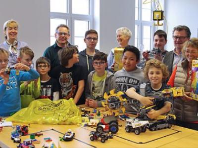 ForscherAG_Lego