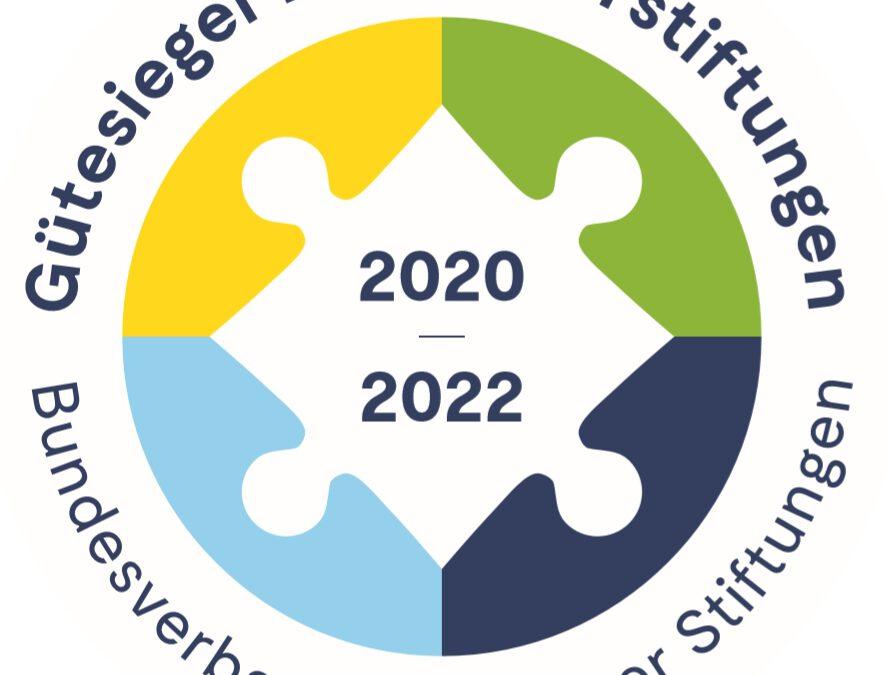 Norderneyer Bürgerstiftung bekommt erneut das Gütesiegel des Bundesverbands Deutscher Stiftungen verliehen