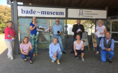 Hörstationen für das bade:museum